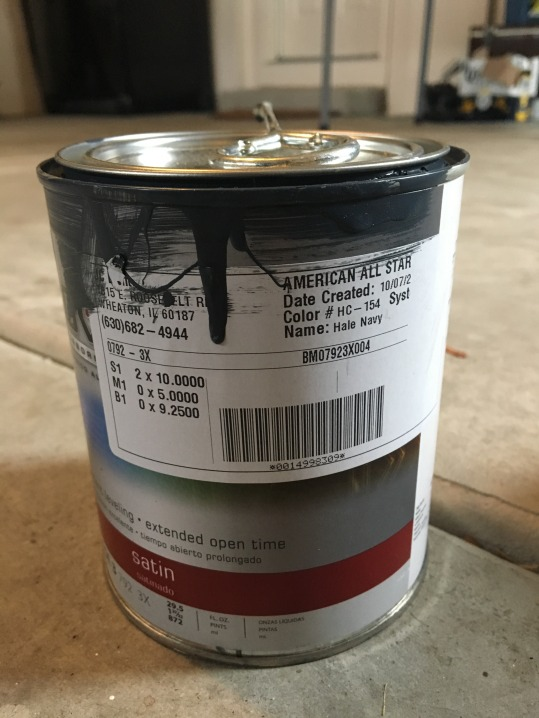 buffet paint