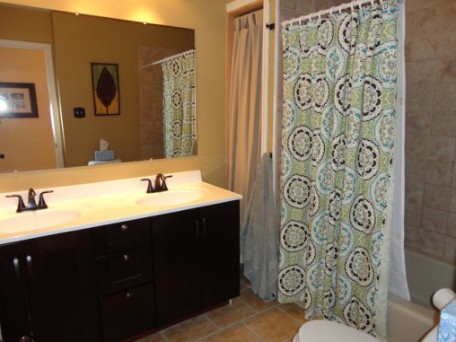 Queenswood Old Bathroom